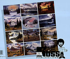 BOB ROSS, 3-disc DVD SET, SERIES 9 Teaches13 OIL Paintings, JOY OF PAINTING