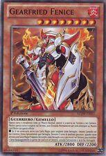 Gearfried Fenice YU-GI-OH! LCJW-IT051 Ita COMMON 1 Ed.