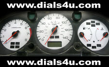 HONDA ACCORD (1998-2002) - 140mph (Manual or Auto) - WHITE DIAL KIT