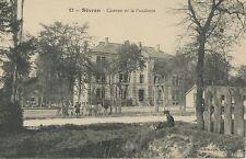 CARTE POSTALE SEVRAN CASERNE DE POUDRERIE