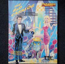 1990 le r&d catalogue paranoïa equipment guide west end games gn 12024