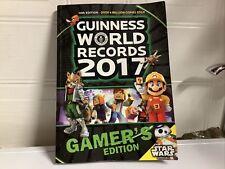 Guinness World Records Gamer's: 2017 by Guinness World Records (Paperback, 2016)