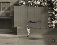 San Francisco Giants Willie Mays Signed 8x10 reprint Photo of The Catch MLB