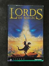 Lords Of Magic Instruction Manual Sierra 1997