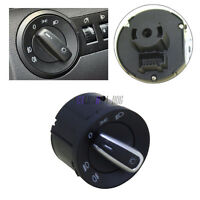Chrome Headlight Contorl Switch EuroFor VW Jetta MK5 Golf MK5 MK6 Passat CC