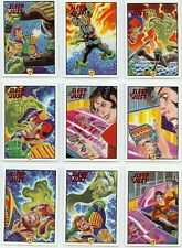 Judge Dredd The Movie Full Nine Card Sleep Of The Just Chase Card Set
