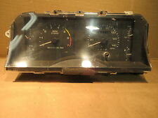 FORD MUSTANG MUSTANG GT  90 1990 INSTRUMENT CLUSTER 140 mph speedometer  26,350