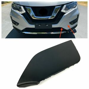 Fit for 2017-2020 Nissan Rogue Front Bumper Tow Hook Cover 622A0-6FL0H