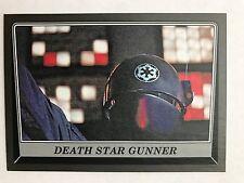 Star Wars Rogue One Mission Briefing #80 Death Star Gunner BLACK NrMint-Mint