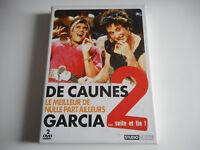 2 DVD - DE CAUNES / GARCIA 2 LE MEILLEUR DE NULLE PART AILLEURS - ZONE 2