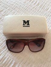 Womens Missoni Designer Sunglasses