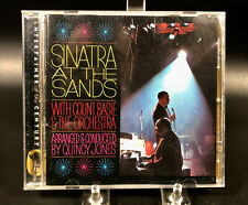 In Concert Frank Sinatra At The Sands With Count Basie & Orchestra CD