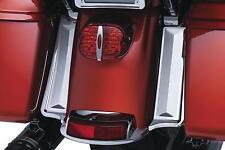Kuryakyn - 6980 - Saddlebag Filler Panels, Chrome