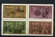 Canada 1991 SG#1409-1412 WW2 50th Anniv MNH Set #A77279