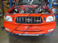 Intercooler Kit For 1995-2004 Toyota Tacoma Truck 2JZ-GTE Single Turbo Black