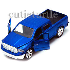Jada Just Trucks 2013 Dodge Ram 1500 Pickup Truck 1:32 Diecast Toy Car Blue