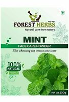 Forest Herbs 100% Natural Organic Mint Leaf Powder 100g