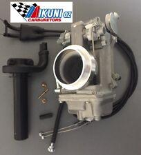 KTM 640 Mikuni Carburetor,TM42-6 42mm Flatslide Pumper Kit