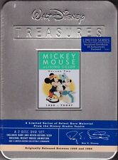 Walt Disney Treasures: Mickey Mouse In Living Color Vol. 2 [DVD Metal Set] NEW
