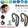5.0 Bluetooth Écouteur Sans Fil Qi Casque Stéréo Oreillette Pr IPHONE Samsung BR