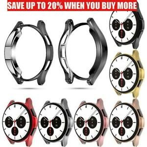Protector Cover TPU Plated Protective Case For Samsung Galaxy Watch 4/4 Classic