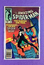 The Amazing Spider-Man #252 (1984): 1st Appearance of Black Costume, Venom!