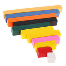 Wooden Montessori Early Educational Toy Set - Counting Sticks(11pcs/1-10cm)