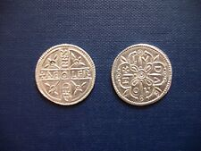 More details for alfred the great geometric type penny. please read description.