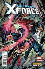 Uncanny X-Force #6 (Vol 2) 1:20 Carlo Pagulayan Through The Ages Variant
