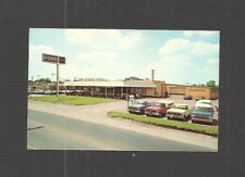 BUSINESS CARD: PAUL HEURING MOTOR, INC. - HOBART, INDIANA - FORD AUTO DEALERSHIP