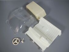 Tamiya 1/10 RC Toyota Hilux Bruiser Trailfinder Seat Steering Wheel Window Cover