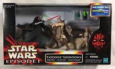 "Star Wars Episode I - ""Tatooine Showdown"" Darth Maul, Qui-Gon Jinn"