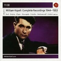 WILLIAM KAPPELL - WILLIAM KAPPELL: COMPLETE RECORDINGS 1944-1953 11 CD NEU