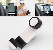 Universal White In Car Air Vent Mount Holder For iPhone 6S 6S Plus 6 5S 5C iPod