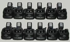 12 Bc-146 Chargers For Icom Radios Ic-F11 Ic-F21 Ic-F30 : 60 Day Warranty Bc146
