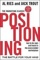 Positioning : The Battle for Your Mind, Paperback by Ries, Al; Trout, Jack, B...