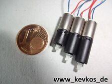 Micro elettro-motore con trasmissione - (3v DC, 1200 U/min) - MODELLISMO RC