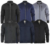 Mens Jacket Brave Soul Granville Tricot Sport Lux Summer Casual Sweater