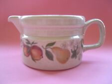 Wedgwood - Quince - Cream Jug (6oz, 170ml) - Oven to Table