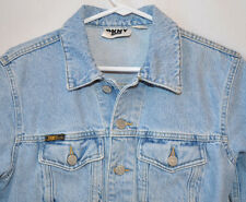 DKNY Jeans Denim Trucker Jacket Girls Juniors Medium