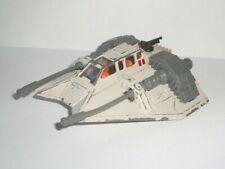 Vintage Star Wars Complete Die Cast Rebel Snowspeeder Vehicle - 1980