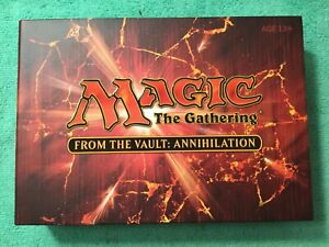 MTG. NEW.  From the Vault: Annihilation - FACTORY Sealed