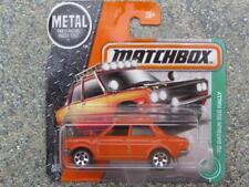 Matchbox 2017 #094/125 1970 Datsun 510 Rally MBX Explorateurs Nouveau Fonte