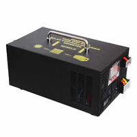Pure Sine Wave Inverter 2000W 12V/24V to 120V/220V Hybrid Inverter 30A Control