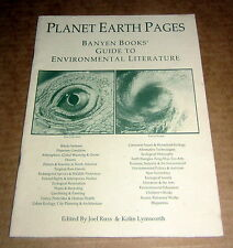PLANET EARTH PAGES BANYEN BOOKS' GUIDE TO ENVIRONMENTAL LITERATURE Environment