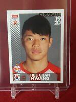 Hee Chan Hwang Salzburg South Korea Fussball 2019/20 Panini Rookie Sticker