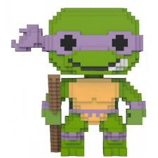 Funko 22983 TMNT 8-bit Donatello Pop Vinyl Figure