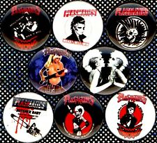 "Plasmatics  8 NEW 1"" buttons pins badge wendy o williams punk NYC"