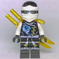 New Ninjago LEGO® Ninja Zane Skybound Master of Ice Minifigure 70603 Genuine