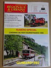 Chemins de fer régionaux et urbains n°266 mars 1998 Chemins de fer de Provence